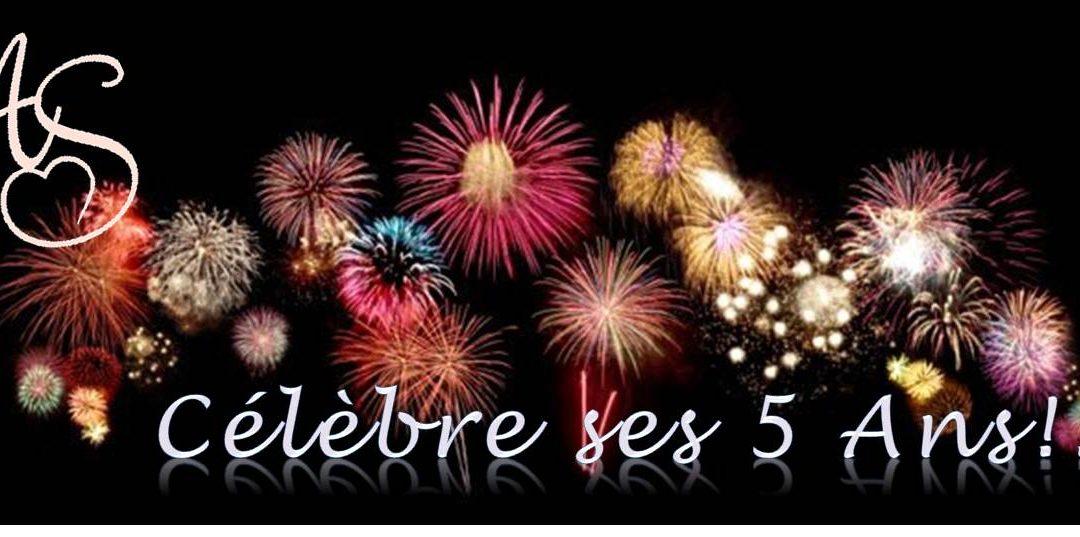  CONCOURS L'Agence Sélection célèbre ses 5 Ans